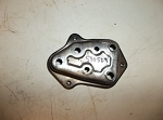 Used Poulan Pro 450E Briggs & Stratton 08P502-0054-F1 Cylinder Head Plate 590529