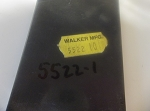 New Walker Hinge Backup Plate LH 5522-1