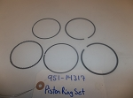 Used MTD 170-AUA Piston Ring Set 951-14317