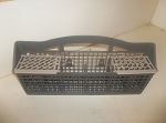 Used Whirlpool 665.13293K116 Dishwasher Silverware Basket W10179397