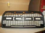 New 2015 Ford F-150 UnBranded Grill, W/ Letters