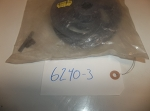 New Walker PTO Drive Pulley 6240-3  (4-1/2/3V)