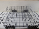 Used Whirlpool Dishwasher Lower Rack W10909037 (EAP11769715)