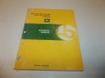 Used John Deere 240, 260, 265, & 285 Lawn & Garden Tractors Technical Manual TM-1426 (Thick)