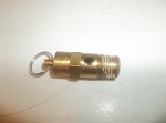 Used Central Pneumatic Model 67501 Air Compressor Brass Fittings